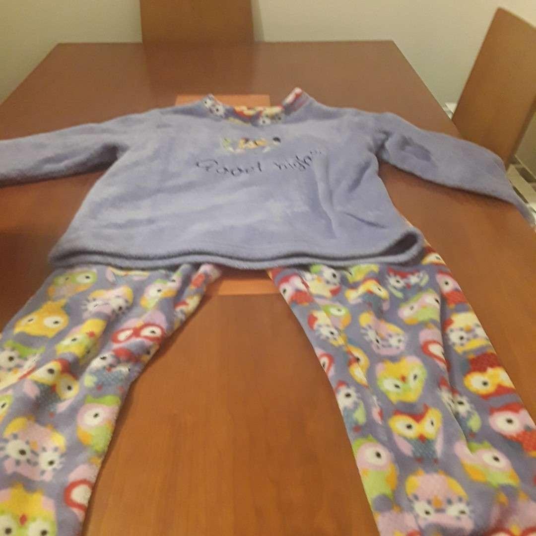 Imagen Pijama de coralina