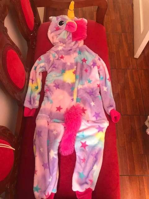 Imagen producto Pijama mini Unicornio  5