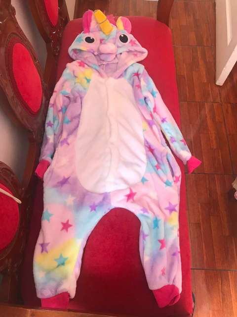 Imagen producto Pijama mini Unicornio  4