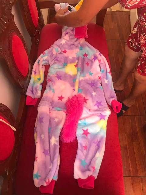 Imagen Pijama mini Unicornio