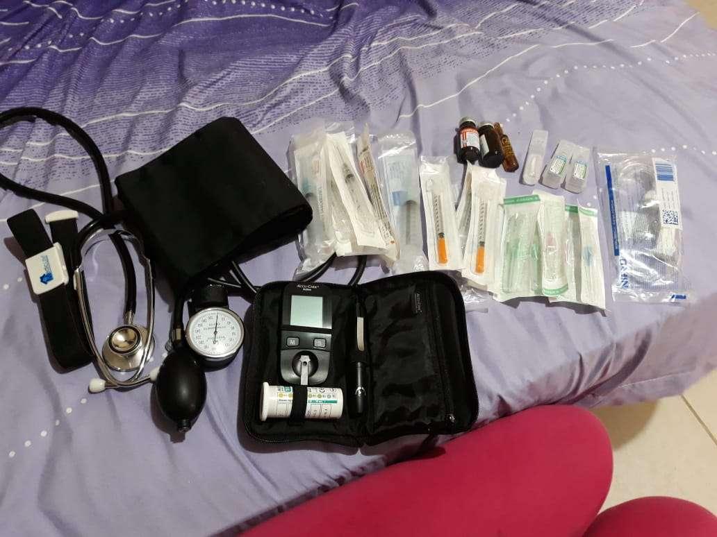 Imagen implementos de enfermeria