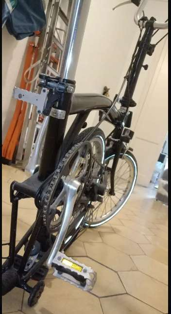 Imagen producto Bicicleta plegable BROMPTON M3L 3