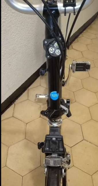 Imagen producto Bicicleta plegable BROMPTON M3L 4
