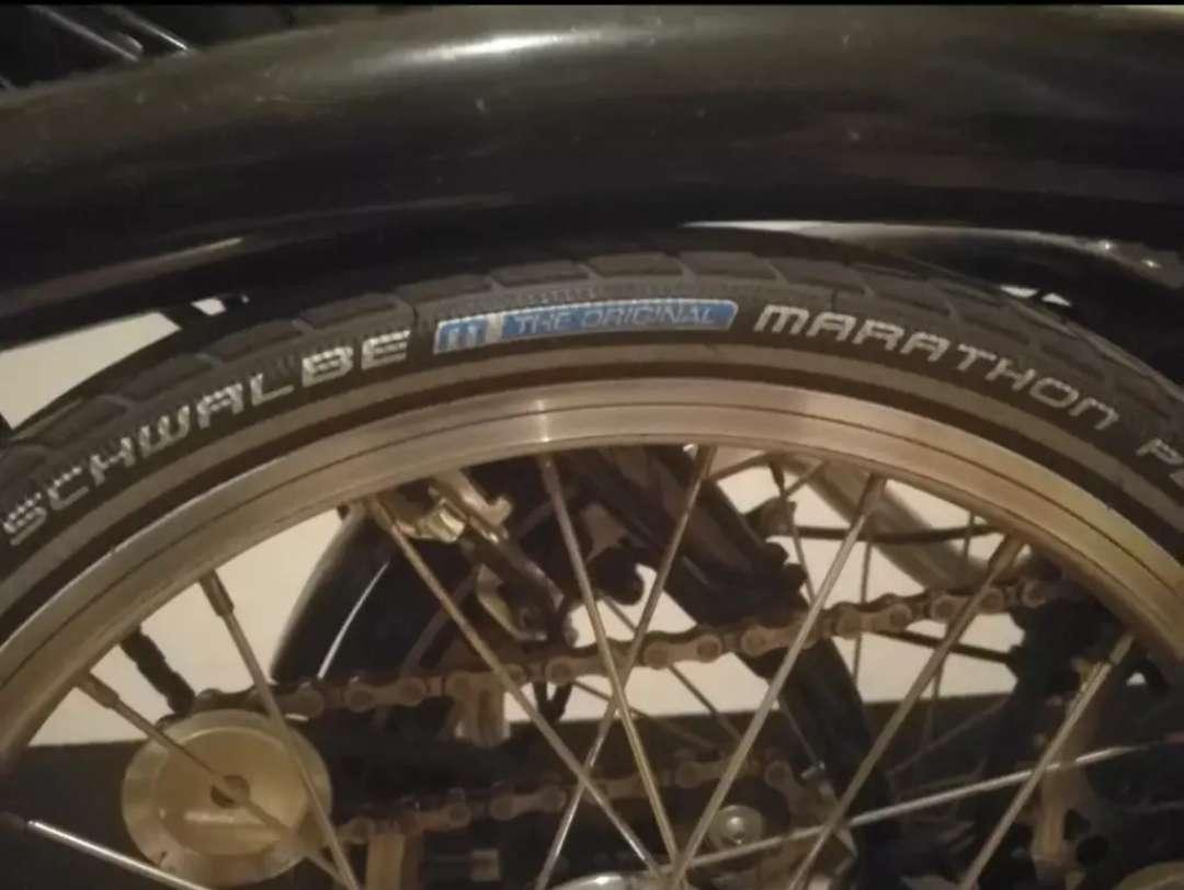 Imagen producto Bicicleta plegable BROMPTON M3L 6