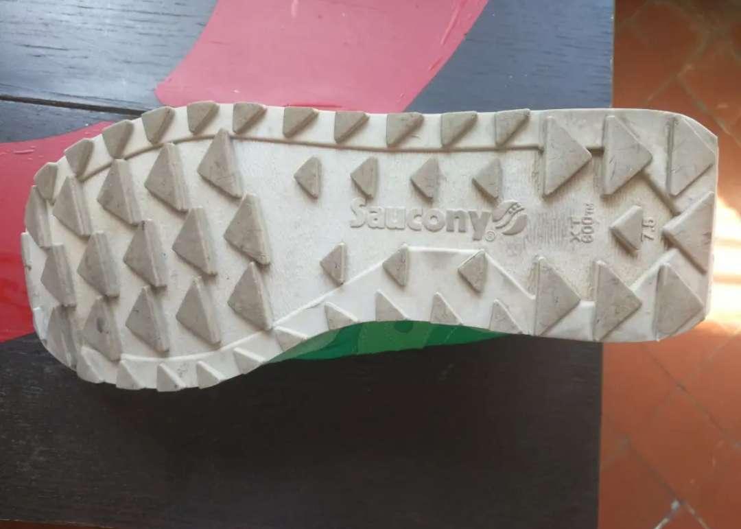 Imagen producto Zapatillas SAUCONY Verde manzana 3