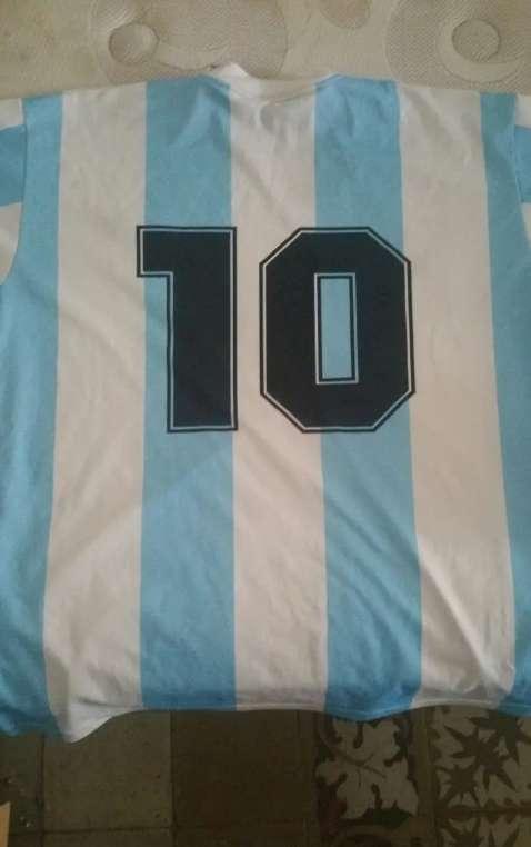 Imagen Camiseta Argentina Maradona México-86