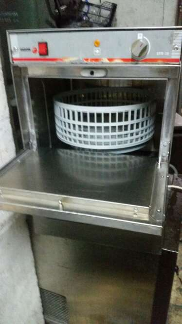 Imagen lavabasos industrial