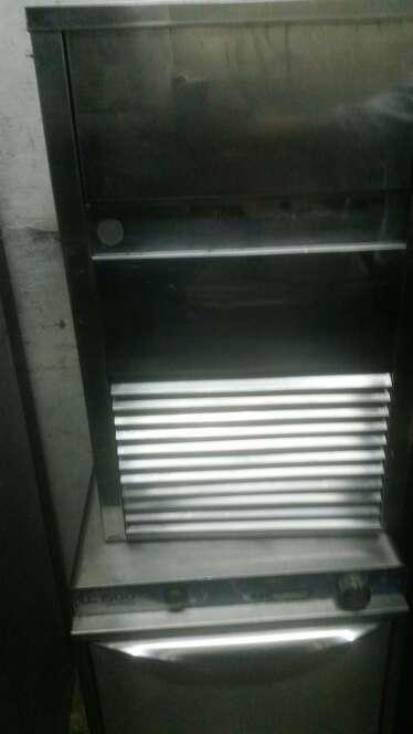 Imagen maquina de hielo