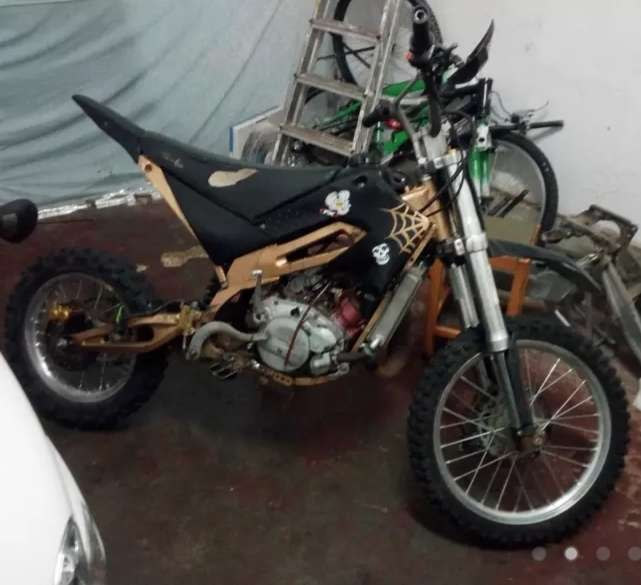 Imagen Moto pit bike