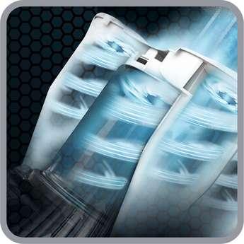 Imagen producto Nuevo Aspirador escoba ROWENTA sin bolsa RO8388  7