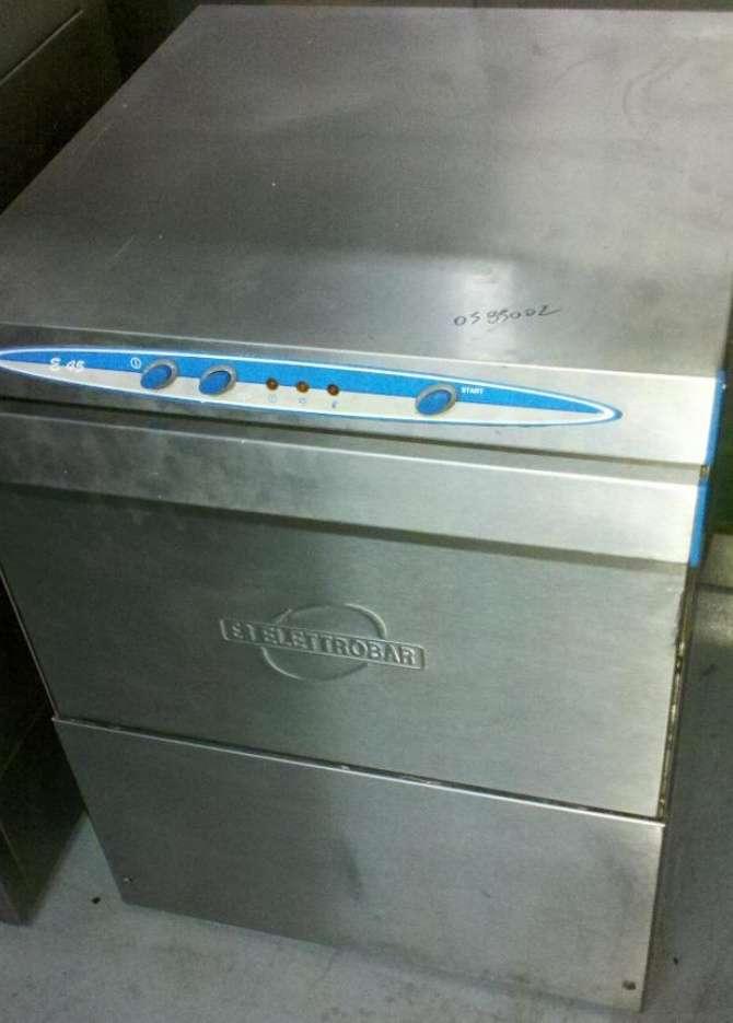 Imagen producto Electtrobar lavavajillas industrial hostelería 1