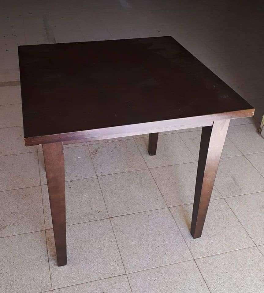 Imagen producto Mesas de bar dos modelos  2
