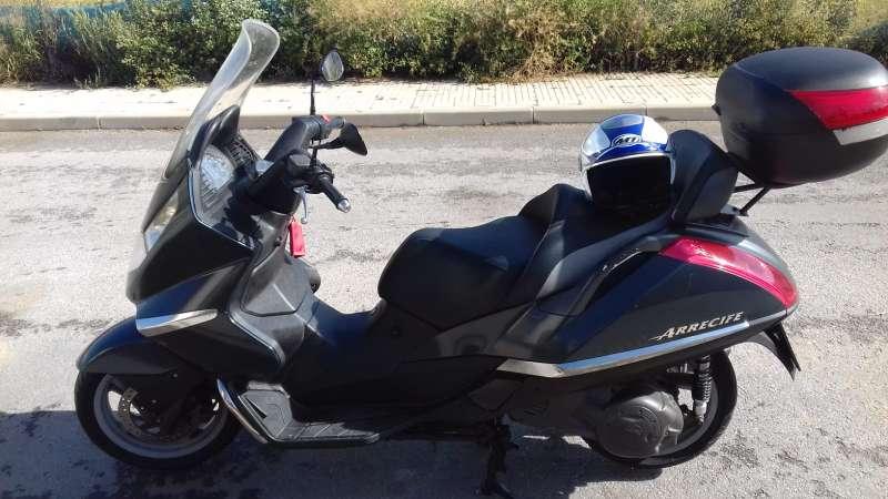 Imagen producto Aprilia Arrecife 500cc 2