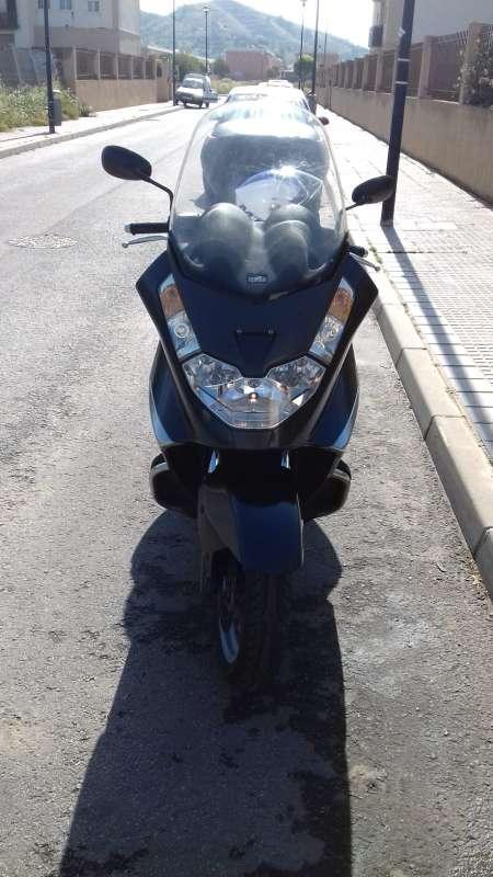 Imagen Aprilia Arrecife 500cc