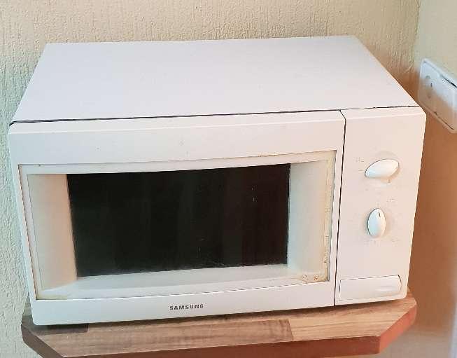 Imagen producto Microondas samsung con grill 1