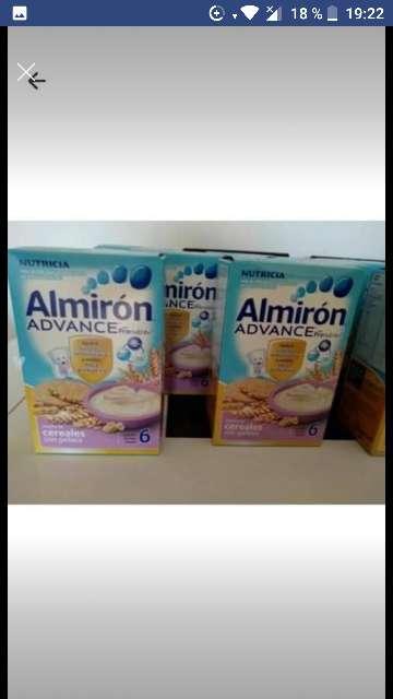 Imagen producto Cereales Almirón (a partir 6 meses) 2