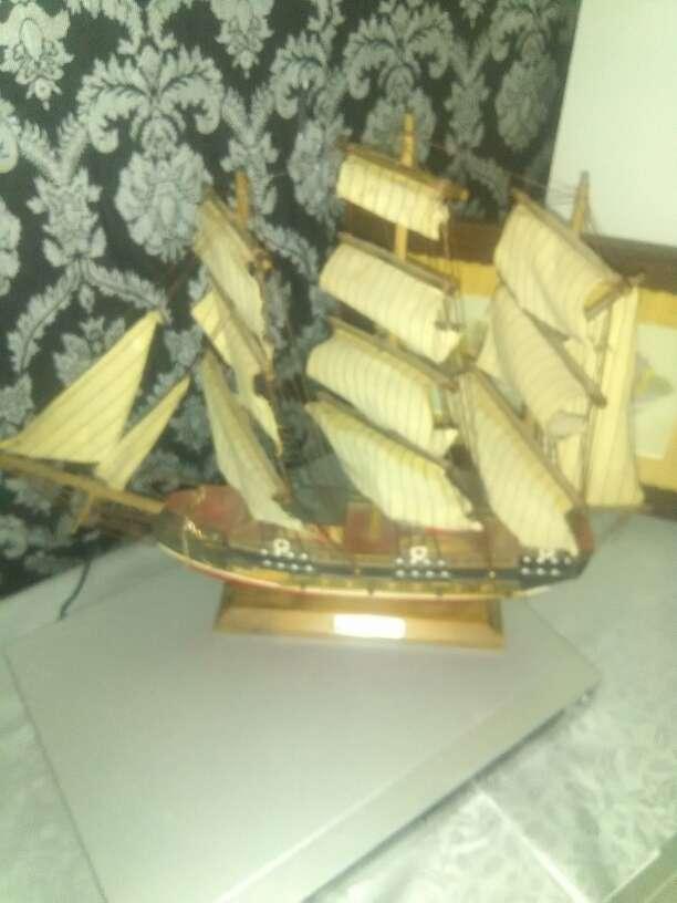 Imagen producto Barco antiguo 1