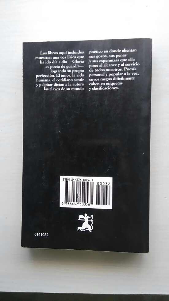 Imagen producto Libro de poemas Obras Incompletas 2