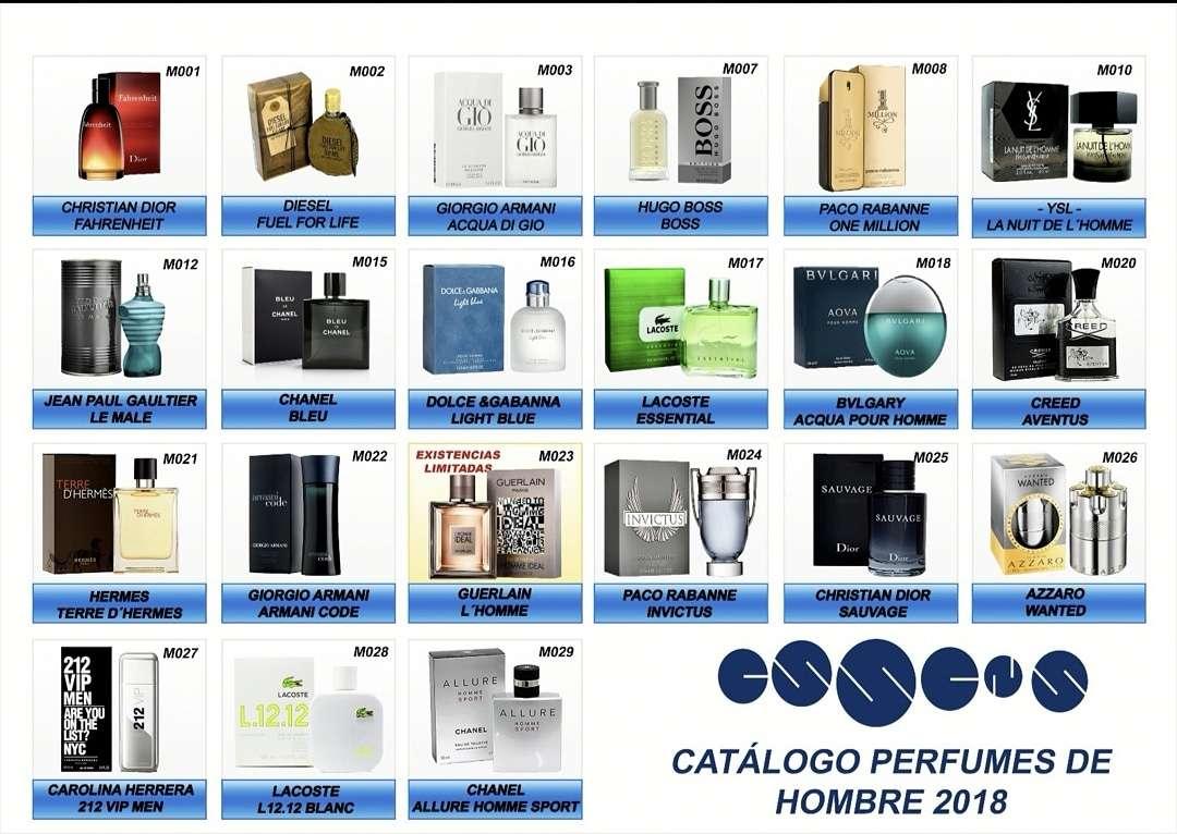Imagen producto Perfumes hombre y mujer  2