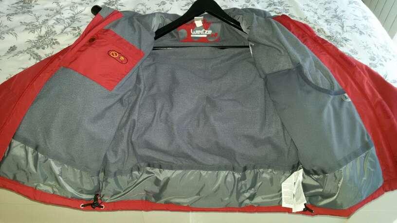 Imagen chaleco y chaqueta