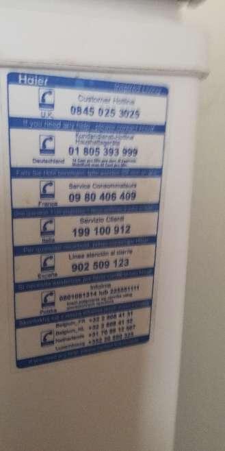 Imagen producto HAIER Congelador horizontal A+ 66 litros 3