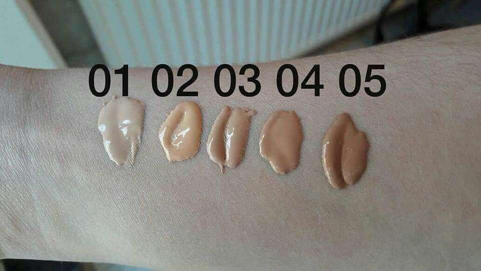 Imagen Base de maquillaje mate sin aceite