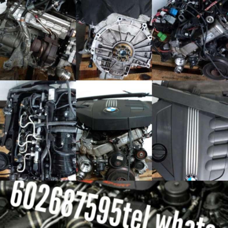 Imagen producto MOTOR COMPLETO Bmw N47d20A con Garantia 2