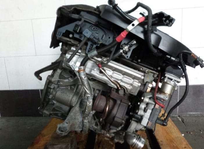 Imagen producto MOTOR COMPLETO Bmw N47d20A con Garantia 3