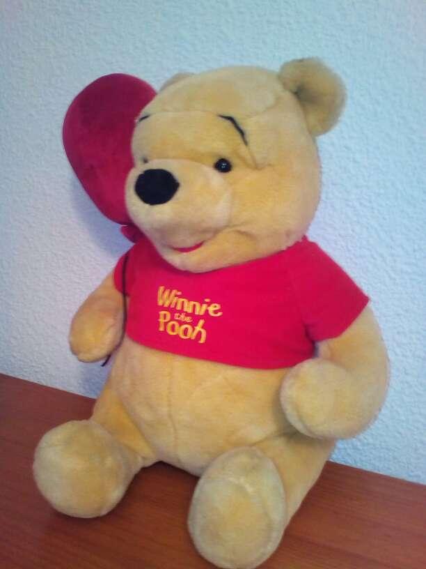 Imagen producto 0so de peluche winee the pood Disney juguete  peluche  2