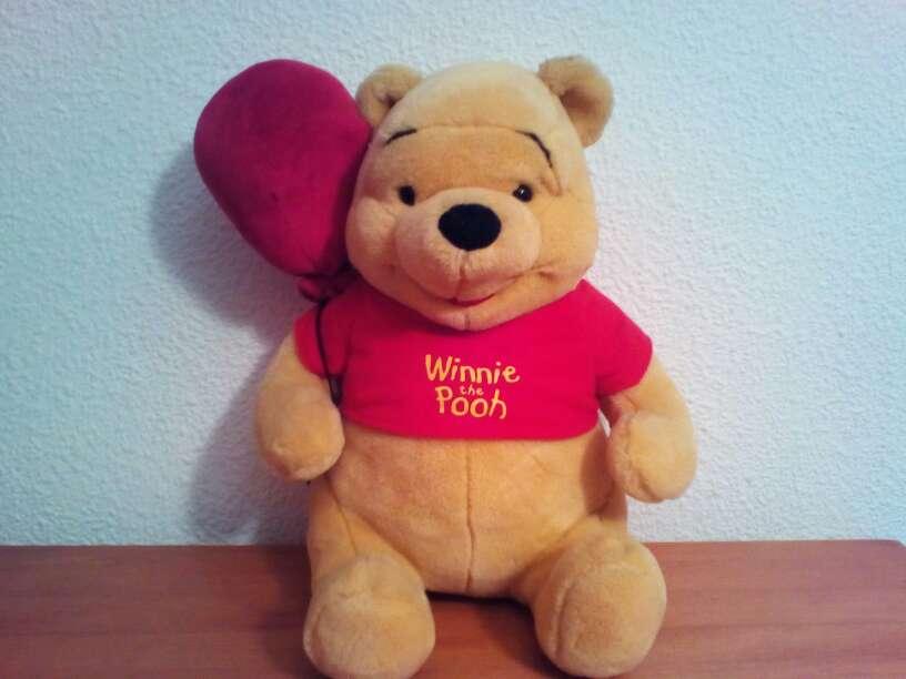 Imagen producto 0so de peluche winee the pood Disney juguete  peluche  3