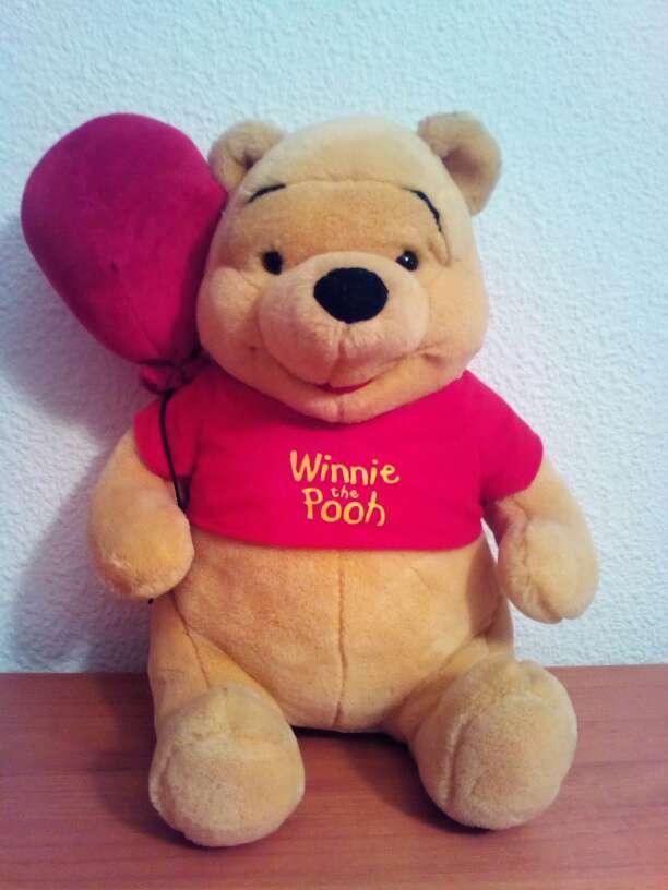 Imagen producto 0so de peluche winee the pood Disney juguete  peluche  4