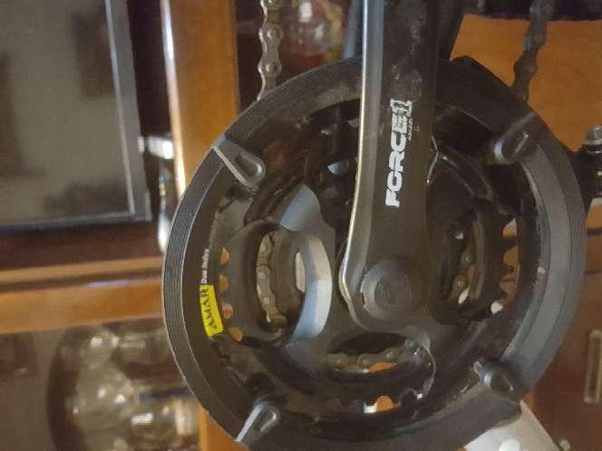 Imagen producto Bicicleta como nuevo uzado  2 veces  2