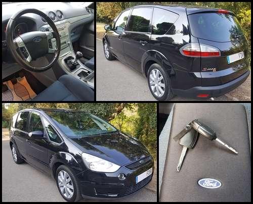 Imagen producto Ford s-max 2.0 tdci 140cv titanium -2006- 1