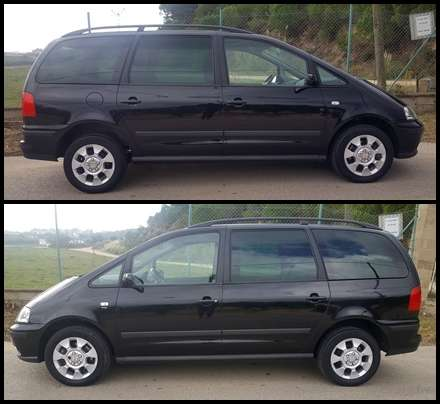Imagen producto Seat alhambra tiptronic 1.9 tdi 115cv -2006- 3