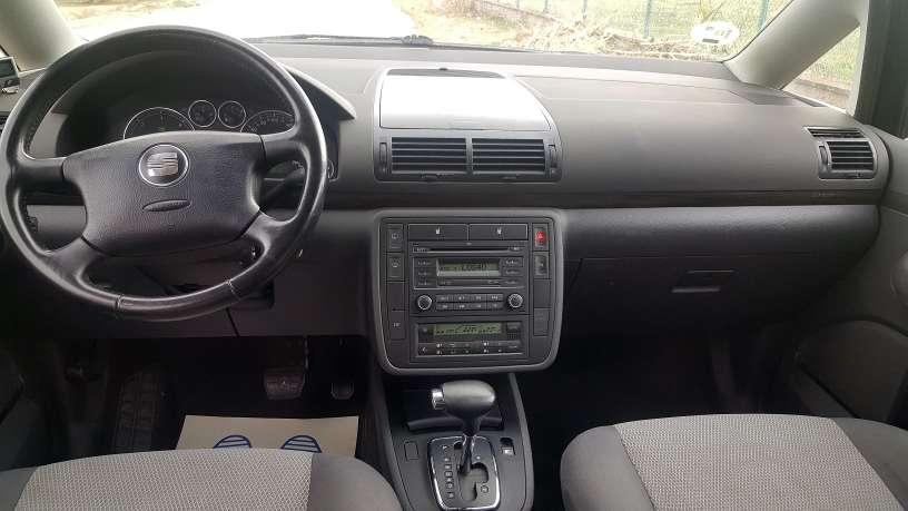 Imagen producto Seat alhambra tiptronic 1.9 tdi 115cv -2006- 7