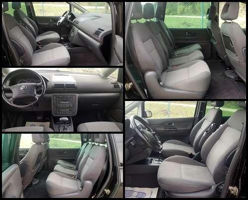 Imagen producto Seat alhambra tiptronic 1.9 tdi 115cv -2006- 5