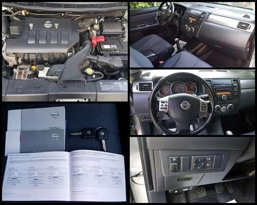 Imagen producto Nissan tiida 1.6 16v 110cv acenta -2008- 4