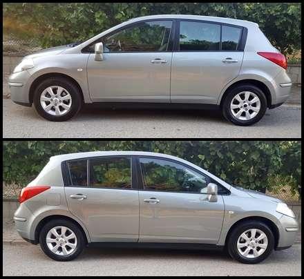 Imagen producto Nissan tiida 1.6 16v 110cv acenta -2008- 3
