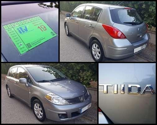 Imagen producto Nissan tiida 1.6 16v 110cv acenta -2008- 1