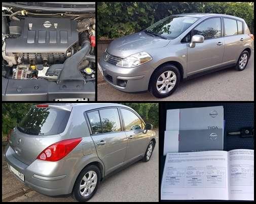 Imagen producto Nissan tiida 1.6 16v 110cv acenta -2008- 2