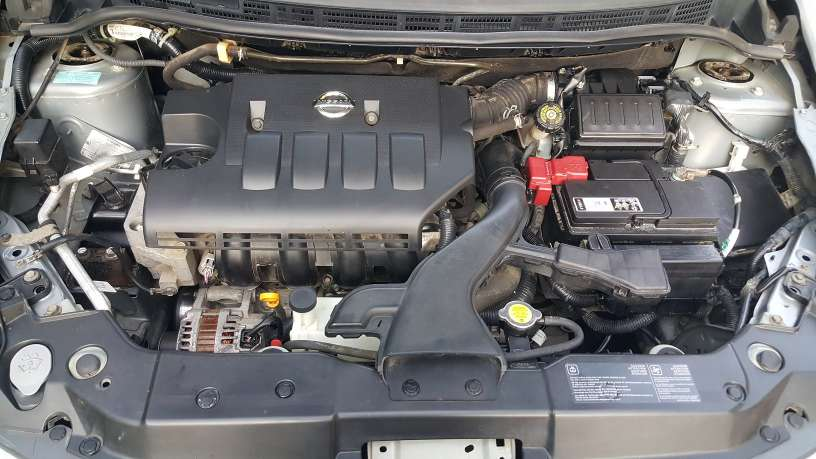 Imagen producto Nissan tiida 1.6 16v 110cv acenta -2008- 5