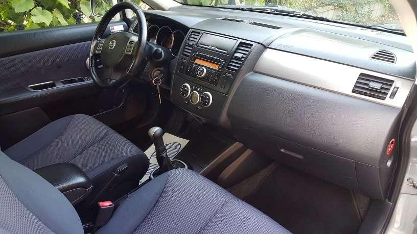 Imagen producto Nissan tiida 1.6 16v 110cv acenta -2008- 7