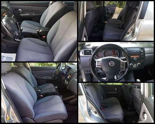 Imagen producto Nissan tiida 1.6 16v 110cv acenta -2008- 6