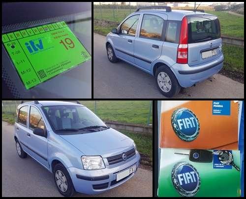 Imagen producto Fiat panda 1.2 active 80cv -2007- 1
