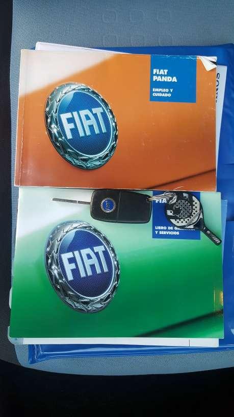 Imagen producto Fiat panda 1.2 active 80cv -2007- 4