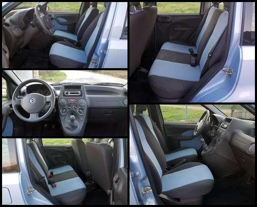 Imagen producto Fiat panda 1.2 active 80cv -2007- 5