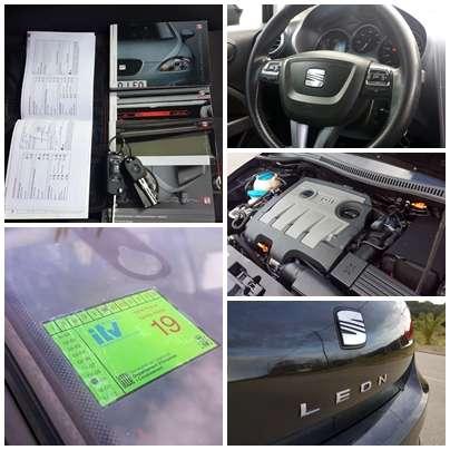 Imagen producto Seat leon 1.6 tdi 105cv reference -2011- 4