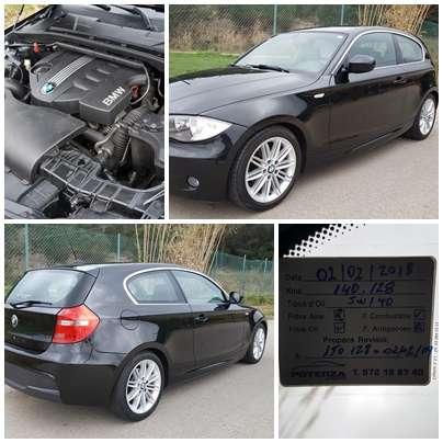 Imagen producto BMW 116D E81 PACK M -2010- 2