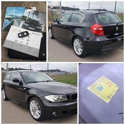 Imagen producto BMW 116D E81 PACK M -2010- 1