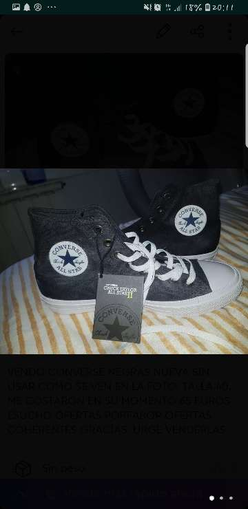Imagen producto All star hombre 3